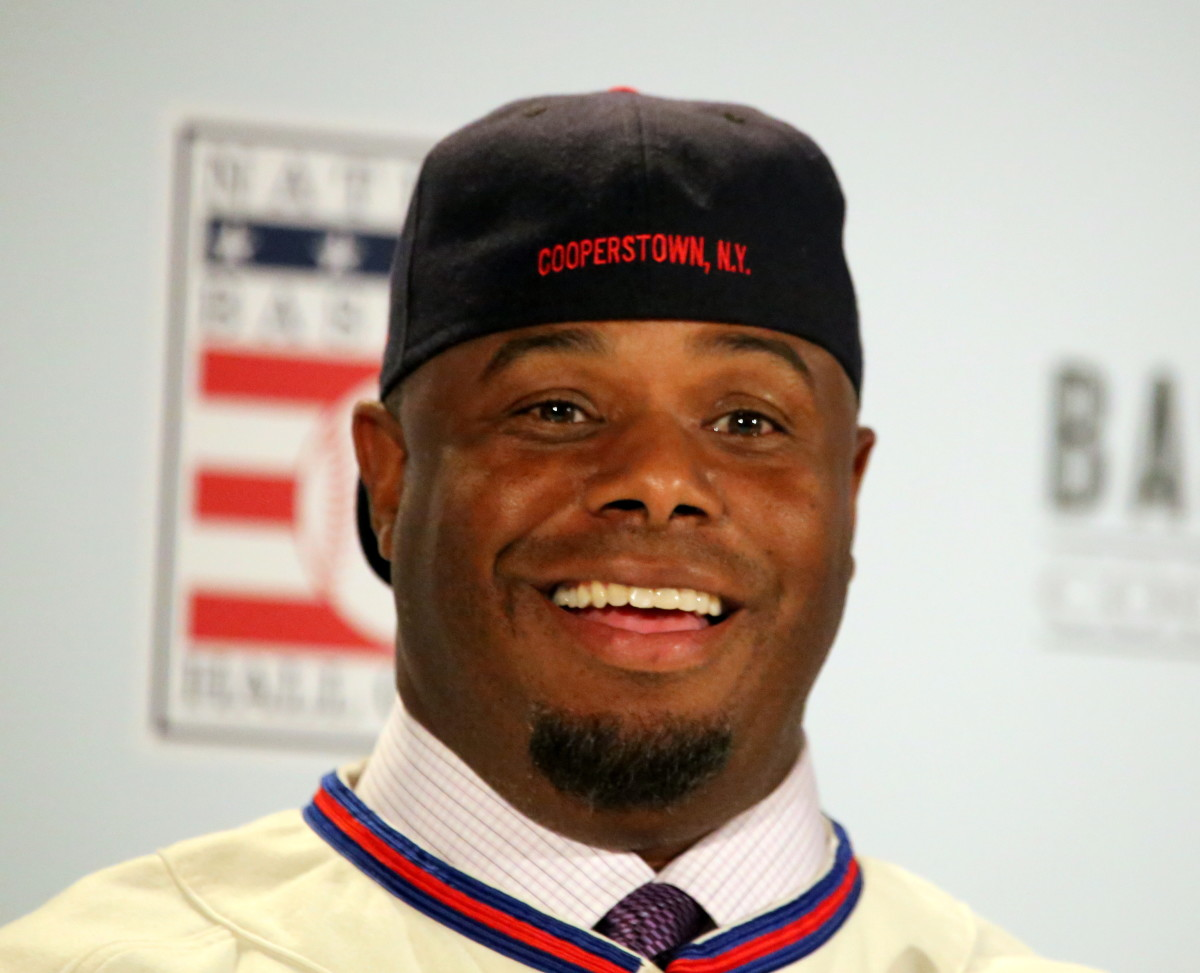 Ken Griffey Jr. was the second Hall of Famer to come out of Donora, Pennsylvania. The first was St. Louis Cardinals legend Stan Musial.