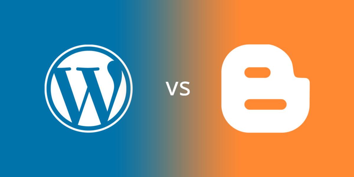 Wordpress vs Blogger (Updated 2021)