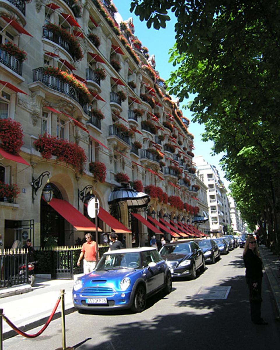 5. Avenue Montaigne, Paris
