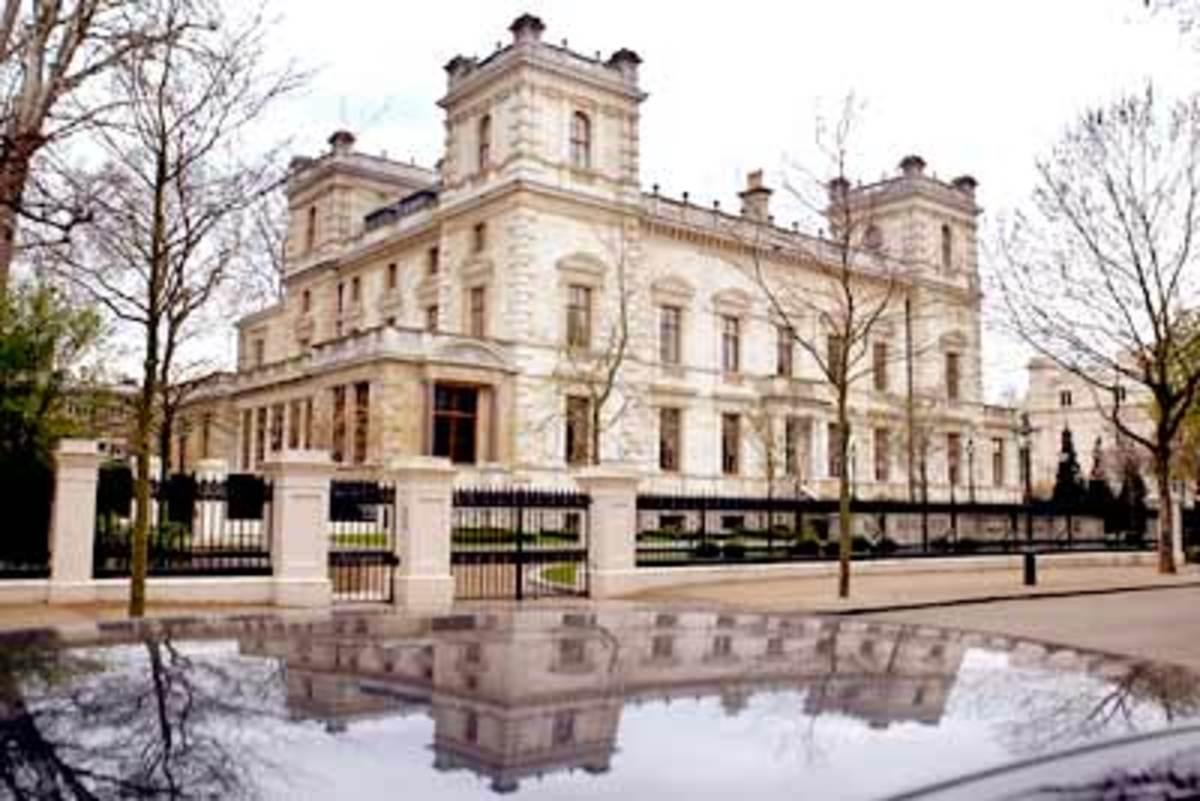 4. Kensington Palace Gardens, London