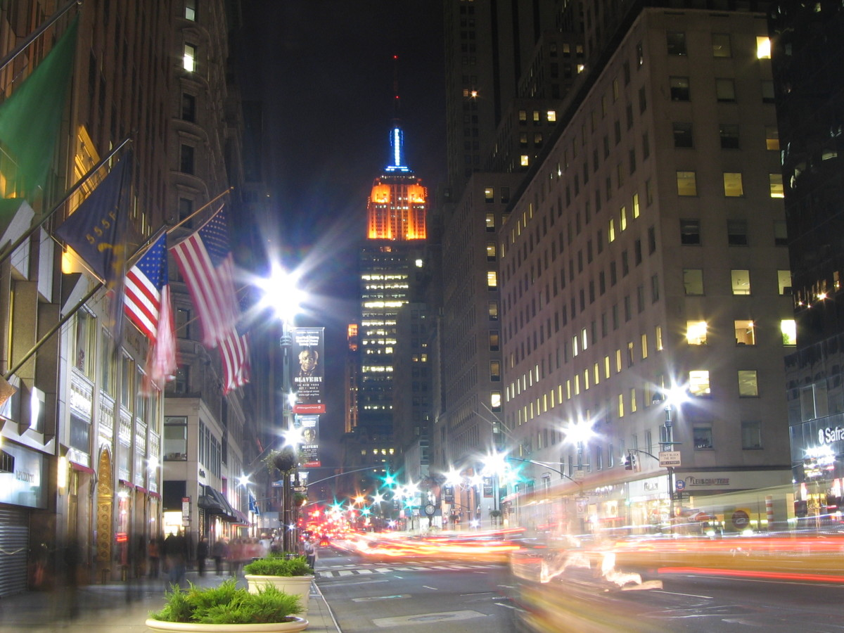 3. Fifth Avenue, New York City