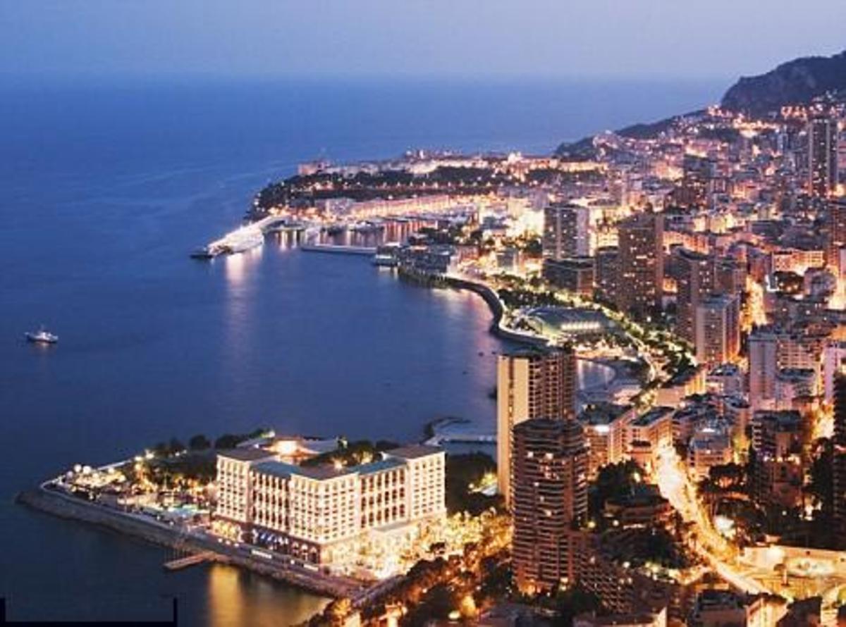 1. Monaco