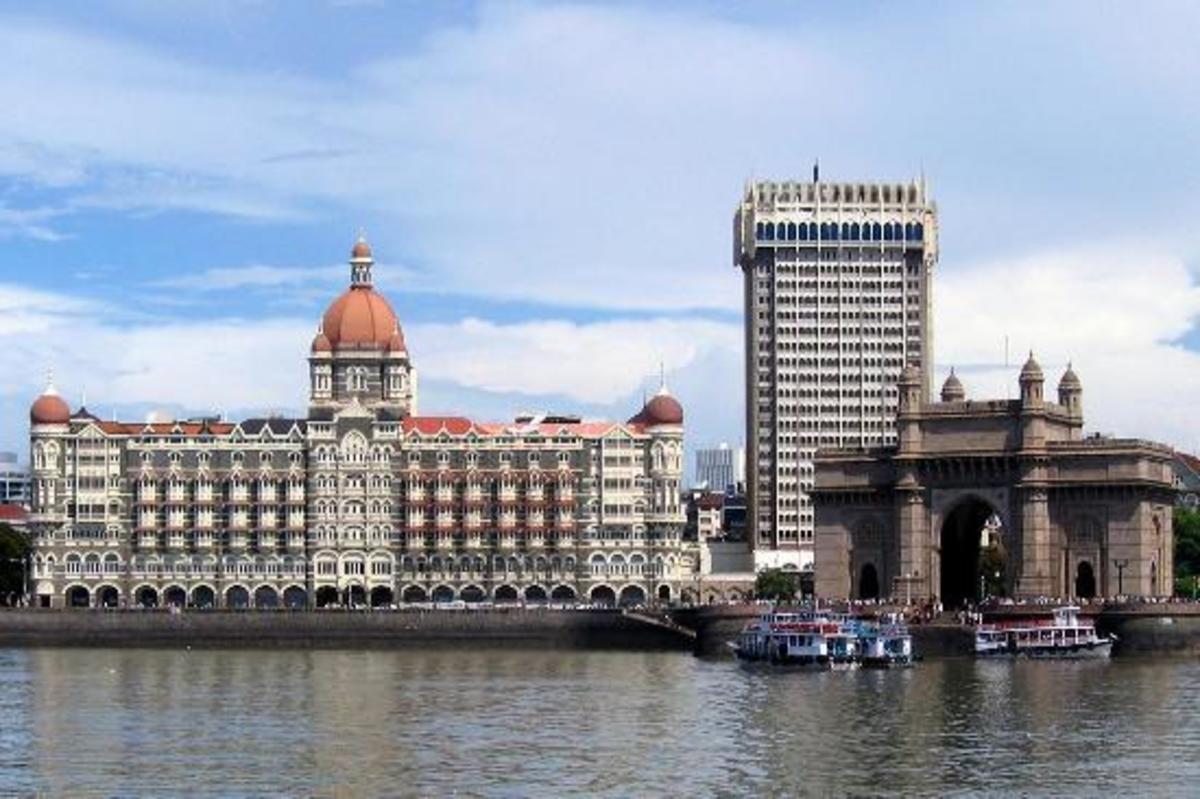 10. Mumbai