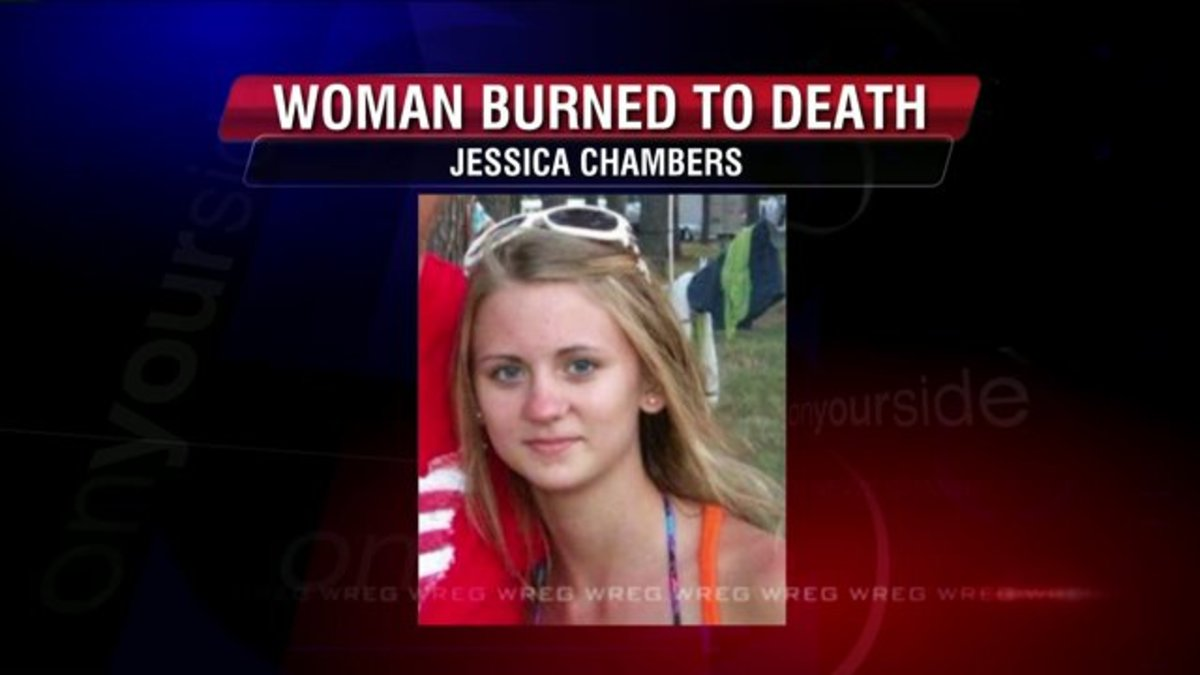19-year-old Jessica Chambers burned to death