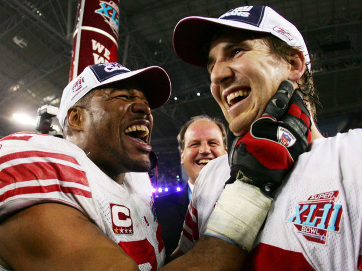 Eli and Michael completed the impossible by beating the undefeated Patriots in the Super Bowl.