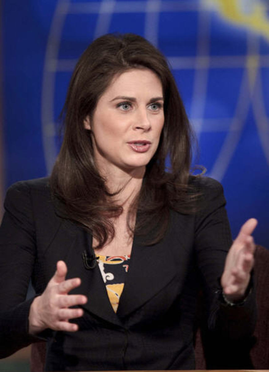 Erin Burnett bio with Pictures