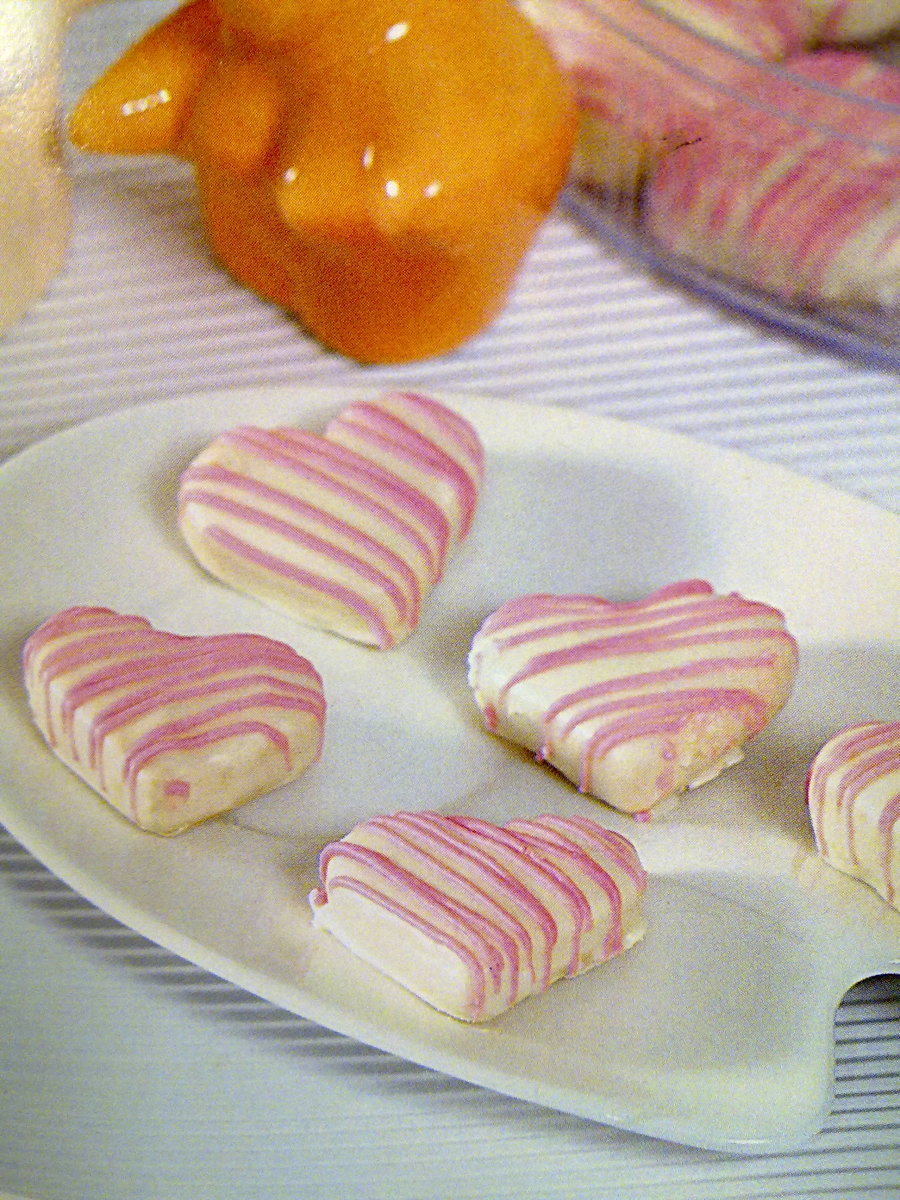 Heart shape cookies to melt everyone's heart