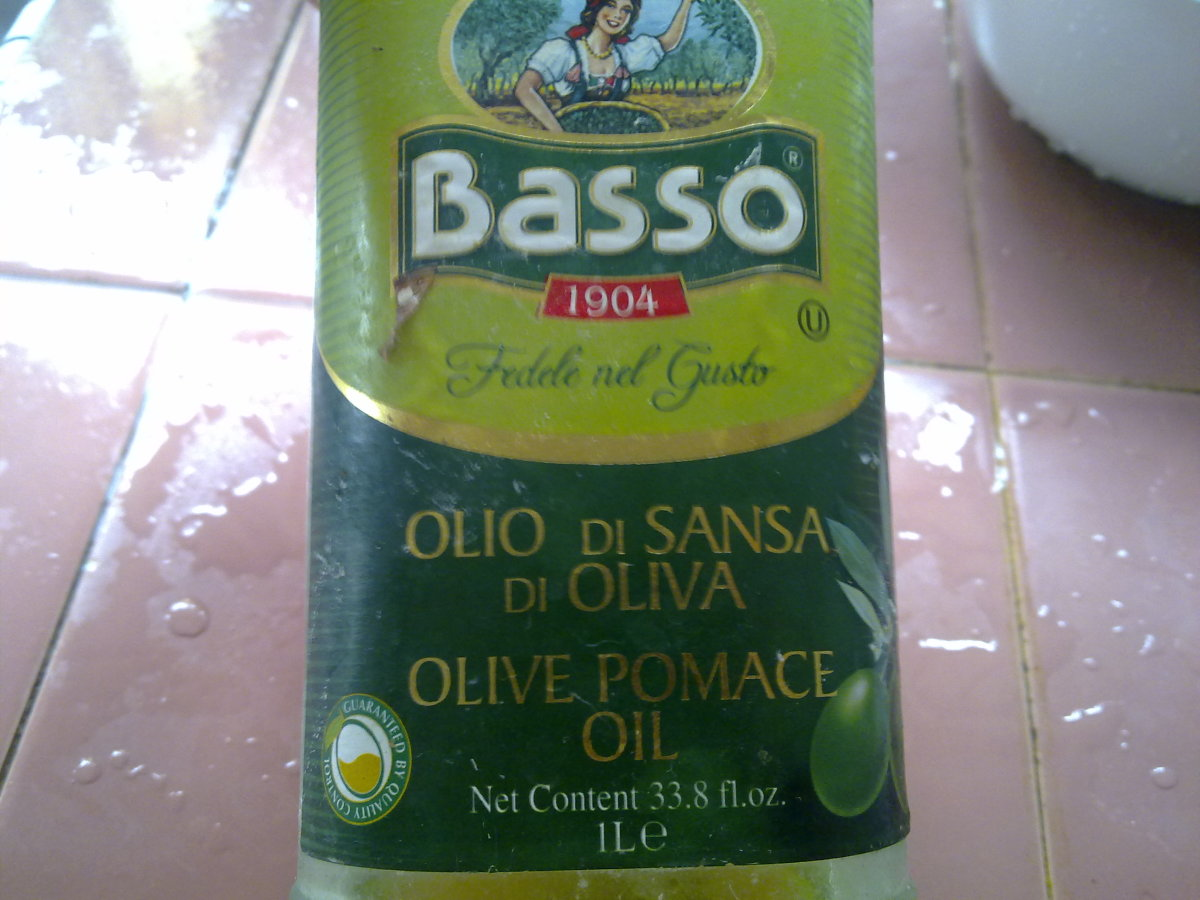 basso olive oil