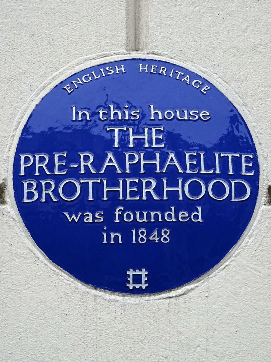 Who Were the Founders of the Pre-Raphaelite Brotherhood?