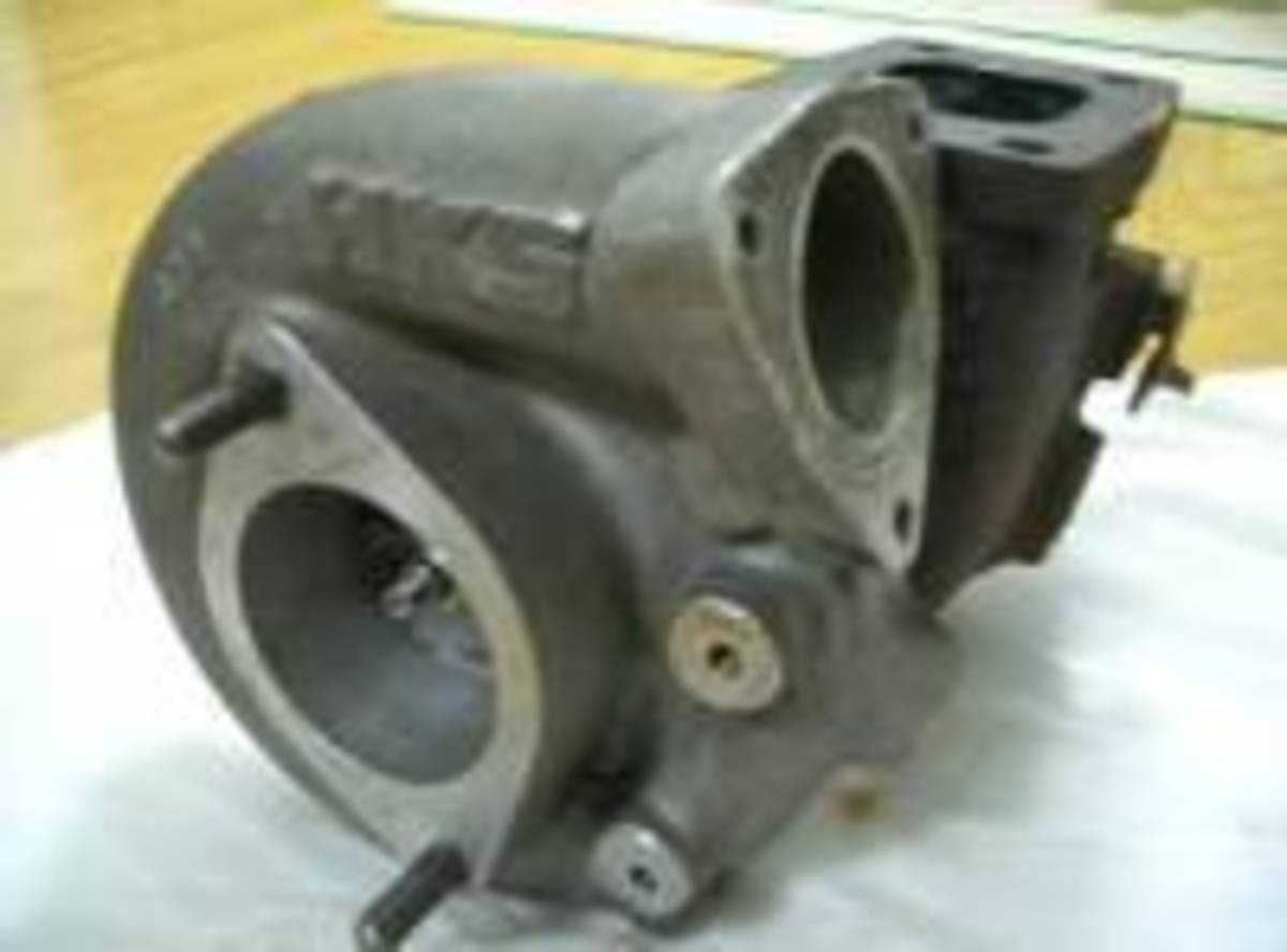 HKS 2530 Turbocharger