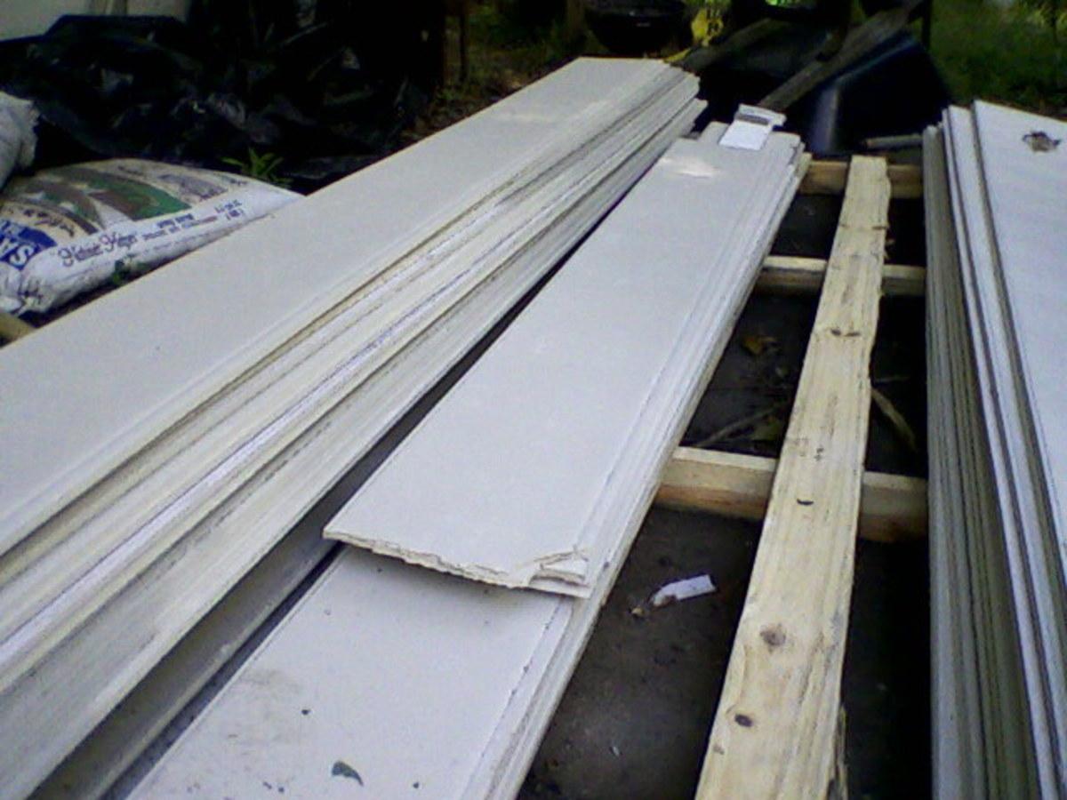 Lap siding how not to install hardiplank and the like for Alternatives to hardiplank siding
