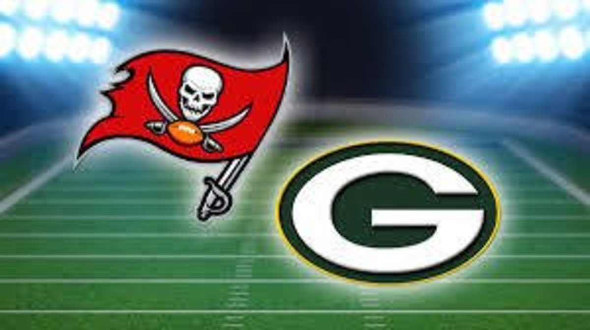 The number one seeded Packers will be playing the number five seeded Bucs at 3:05 PM on Sunday. Another great matchup with the 12s as Tom Brady will go head to head with Aaron Rodgers once again. The Bucs clobbered the Pack in week 6 38-10.