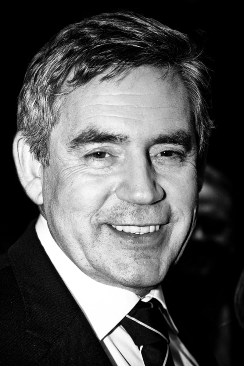 Gordon Brown: Uk in Danger of Becoming a Failed State.