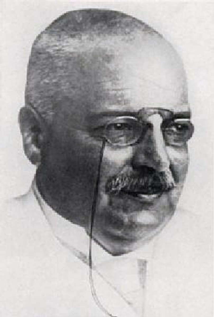 Aloysius Alzheimer M.D.  14 June 1864