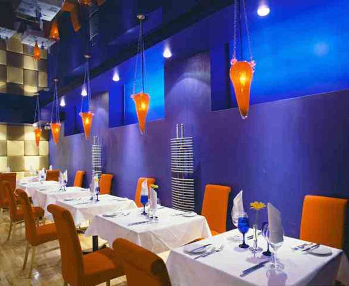 The Best Picture of Italian Restaurant Interior Design and