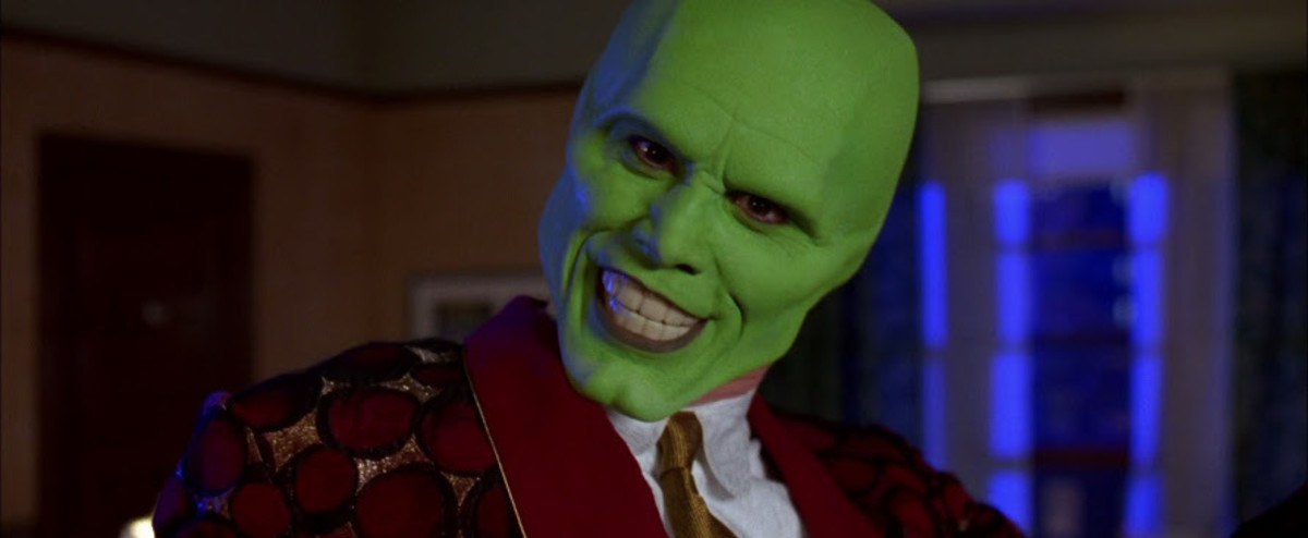 The film turned Jim Carrey into a megastar, thanks to the role perfectly suiting his rubber-faced style of comedy.