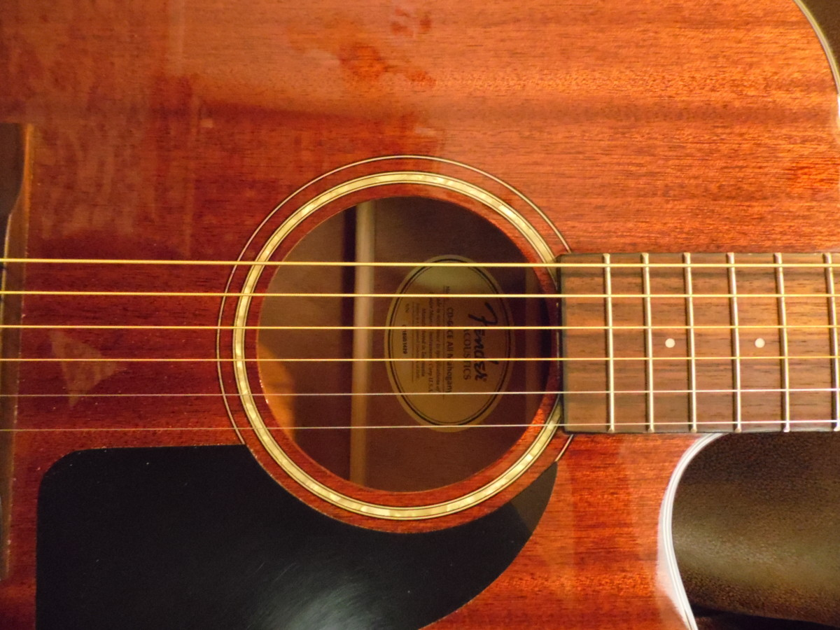acousticvselectric