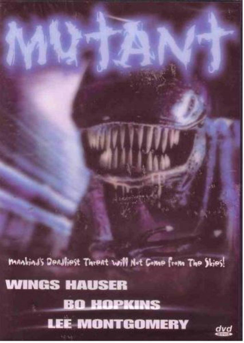 Roger Cormans Forbidden World aka Mutant - Das Grauen