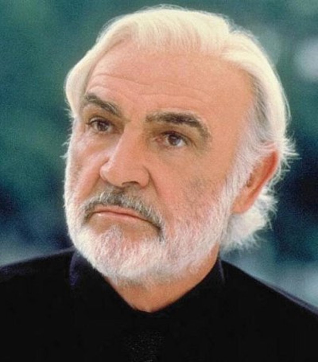 "Sean Connery was also an executive producer on ""The Rock"""