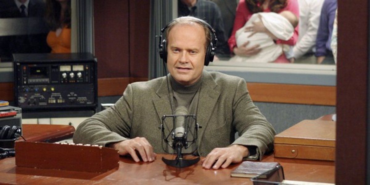 Frasier Ultimate Trivia and Fun Facts:  Extreme challenge for top fans only