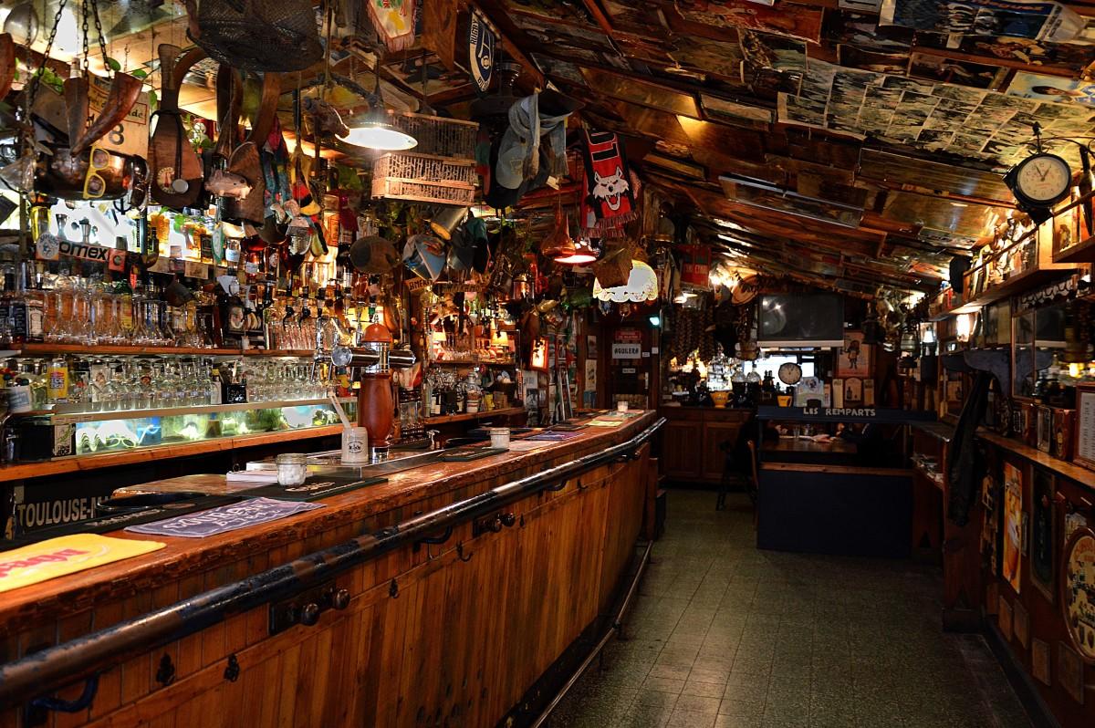 A Man Walks Into a Bar - a Short Story