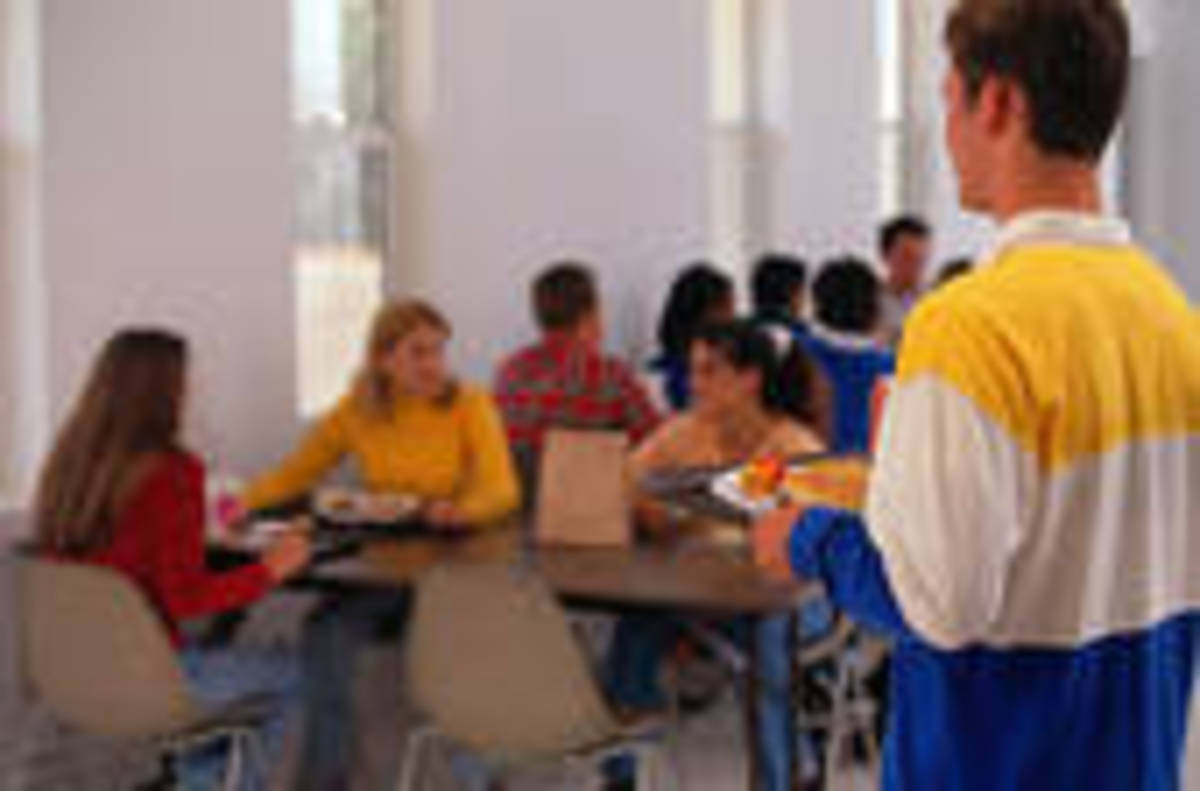 Students shouldn't be fed potentially unsafe food in school cafeterias.