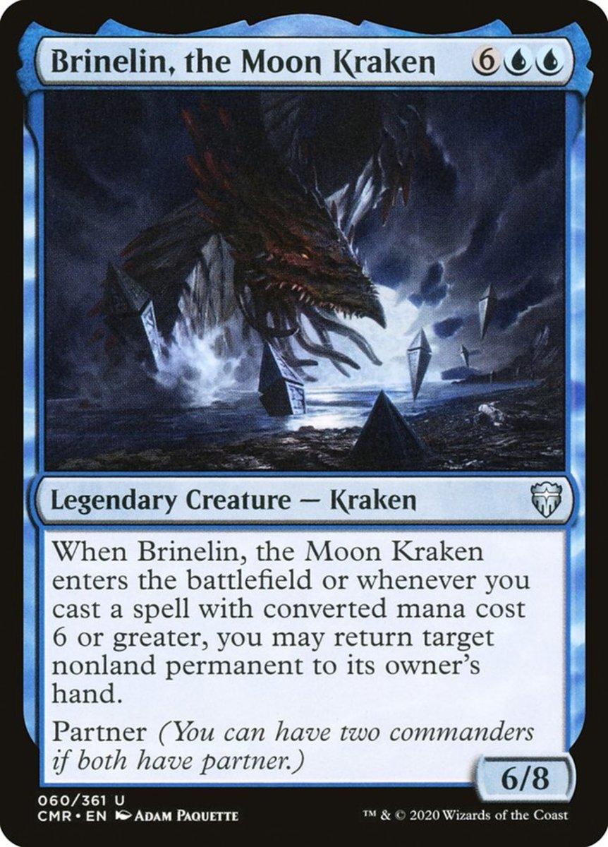 Brinelin, the Moon Kraken mtg