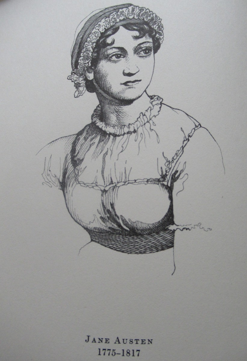 Jane Austen: Author