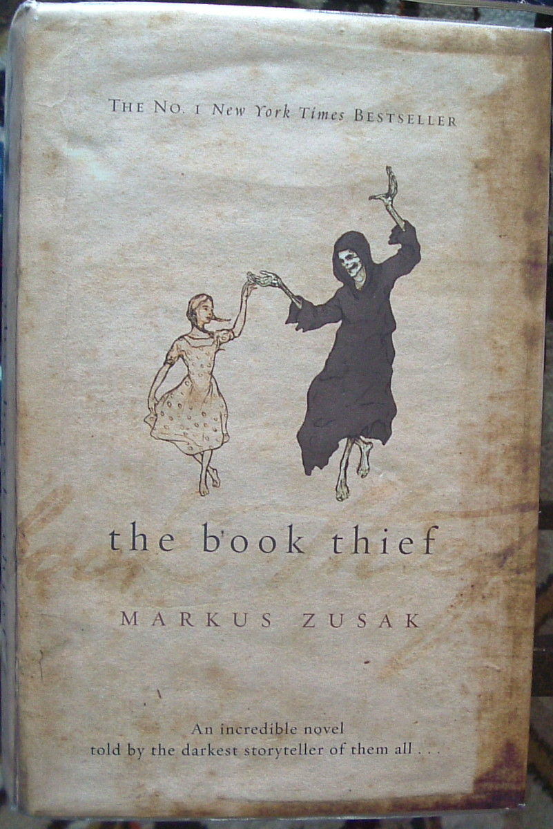 Superb writing by Markus Zusak
