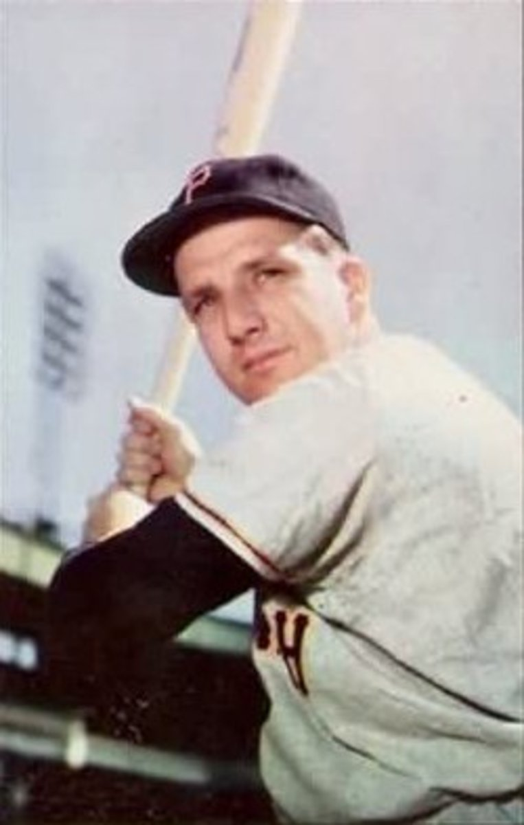 Ralph Kiner led the Major Leagues in home runs six times during his career.
