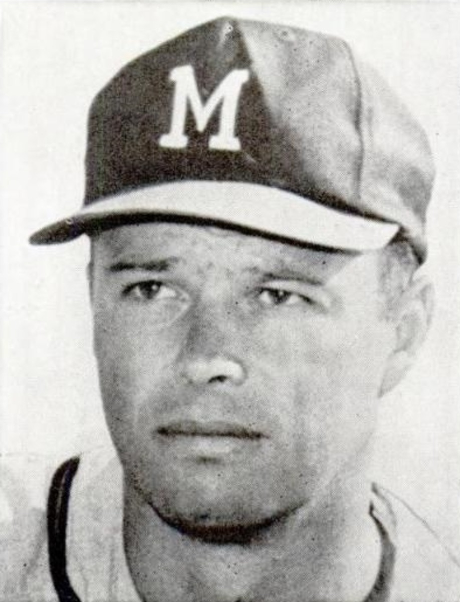 The most consistent power hitter during the 1950s was Eddie Mathews.