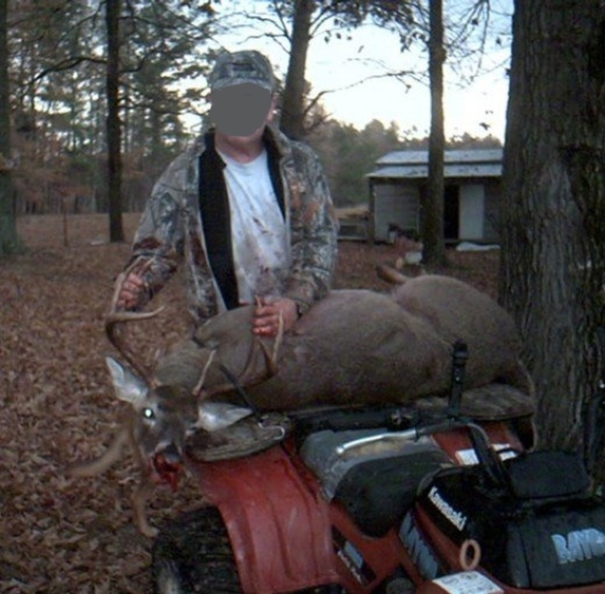 Husband Hunts Too Much? Advice for the Hunting Widow