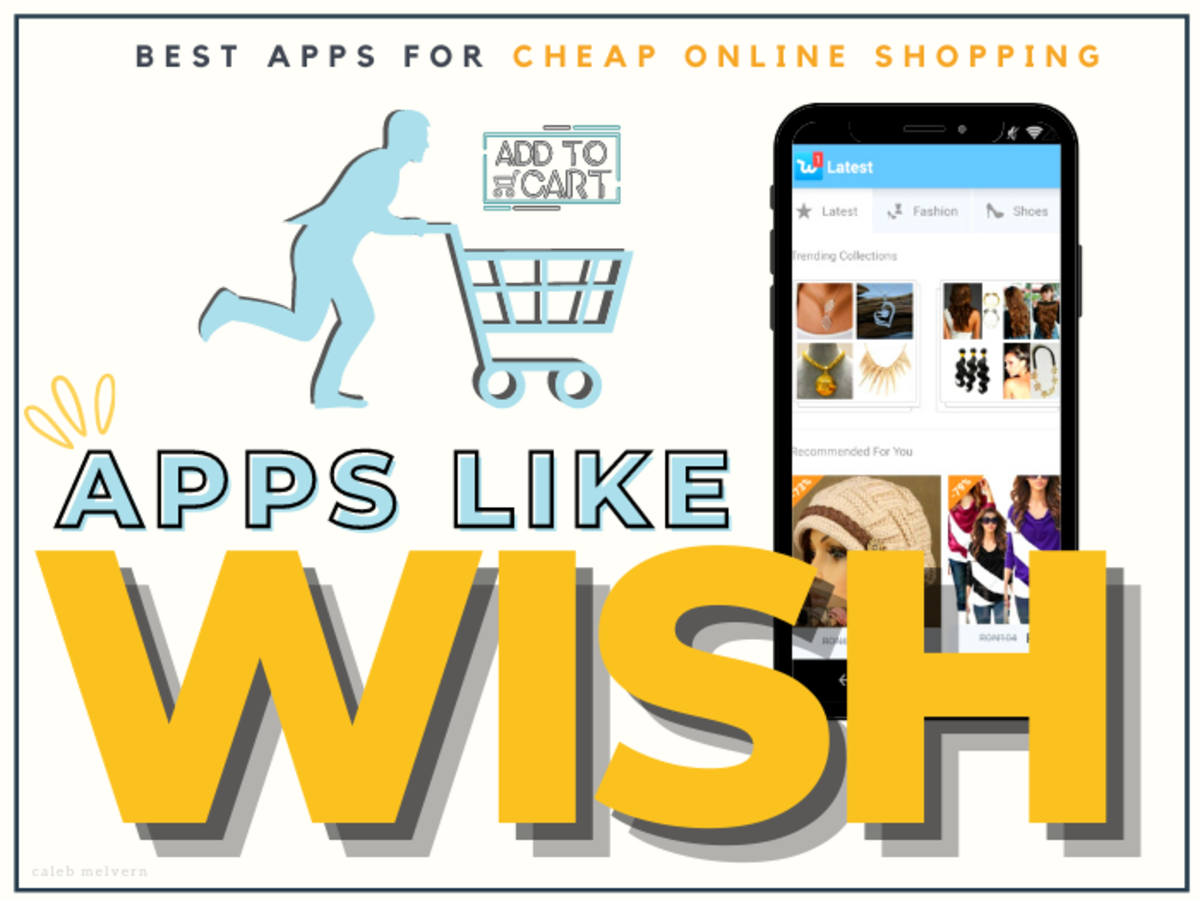 10 Apps Like Wish: Shop at the Cheapest Online Stores