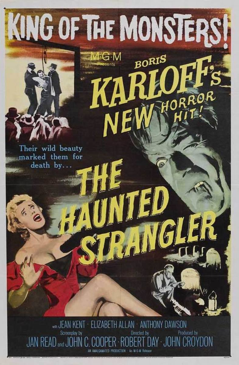 Grip of the Strangler (1958)