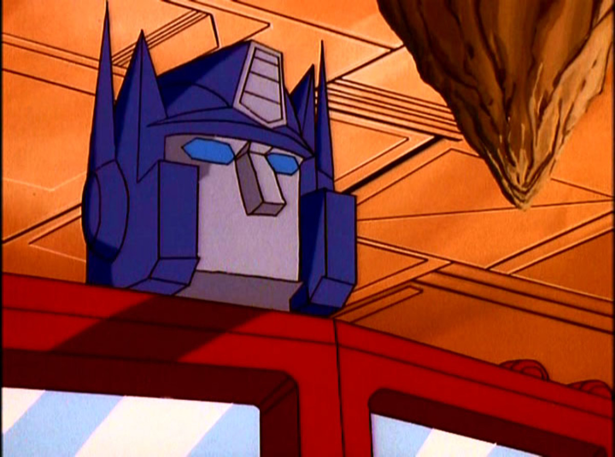 There is something not right about you, Prime.