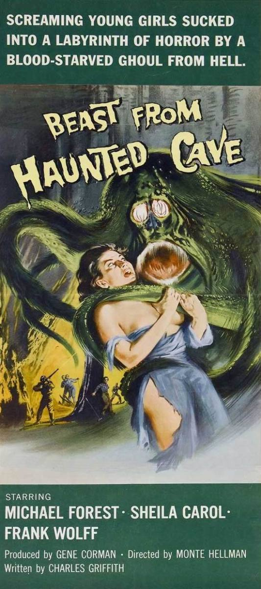 Beast from Haunted Cave (1958)