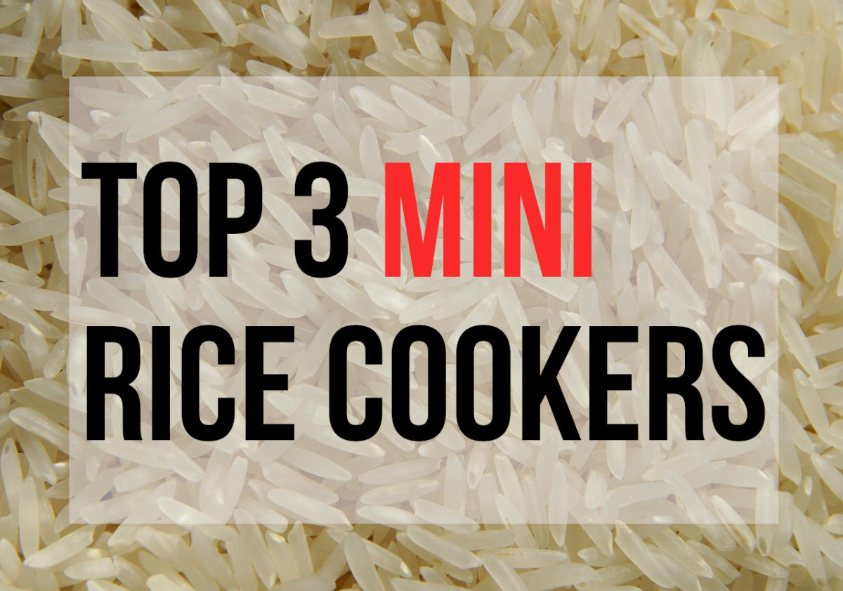 Read on for my suggestions regarding the 3 best mini rice cookers