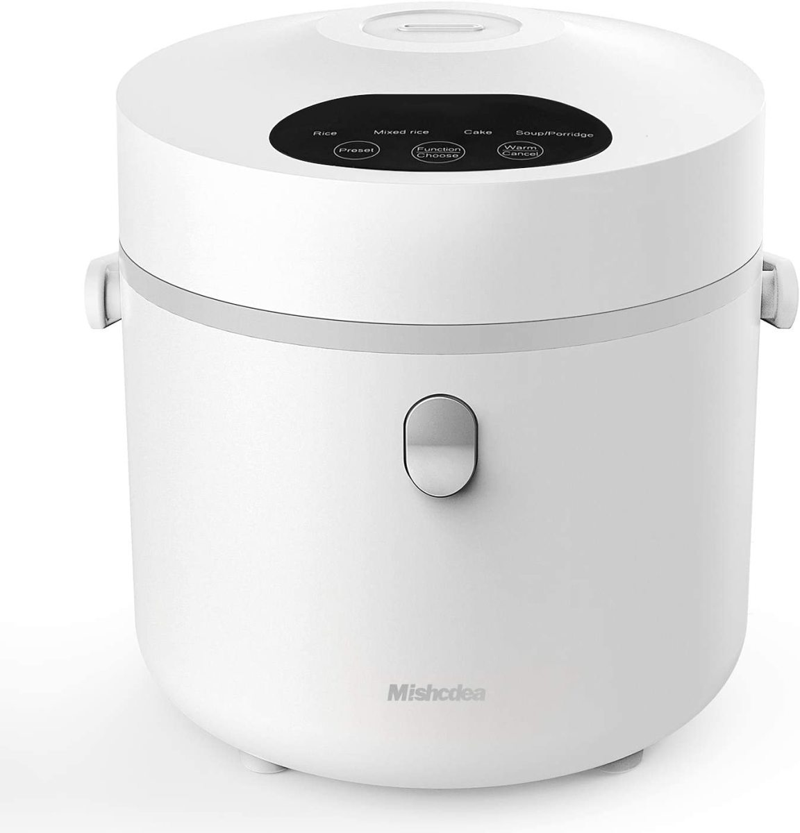 The Mishcdea Small Rice Cooker, Personal Size.