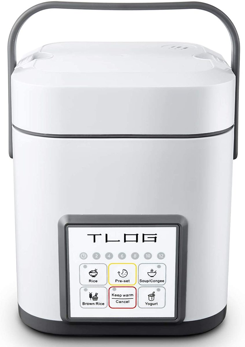 The TLOG Portable Rice Cooker.