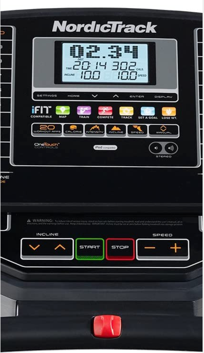 NordicTrack T 6.5s Treadmill