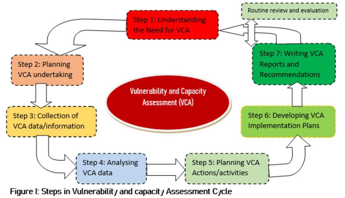 VCA model