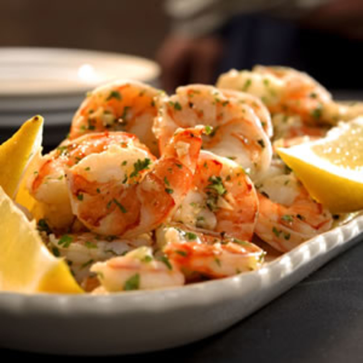 Easy Garlic And Lemon Shrimp Recipe — Dishmaps
