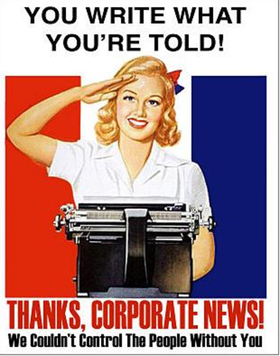 Media bias is a major player in the brainwashing of America