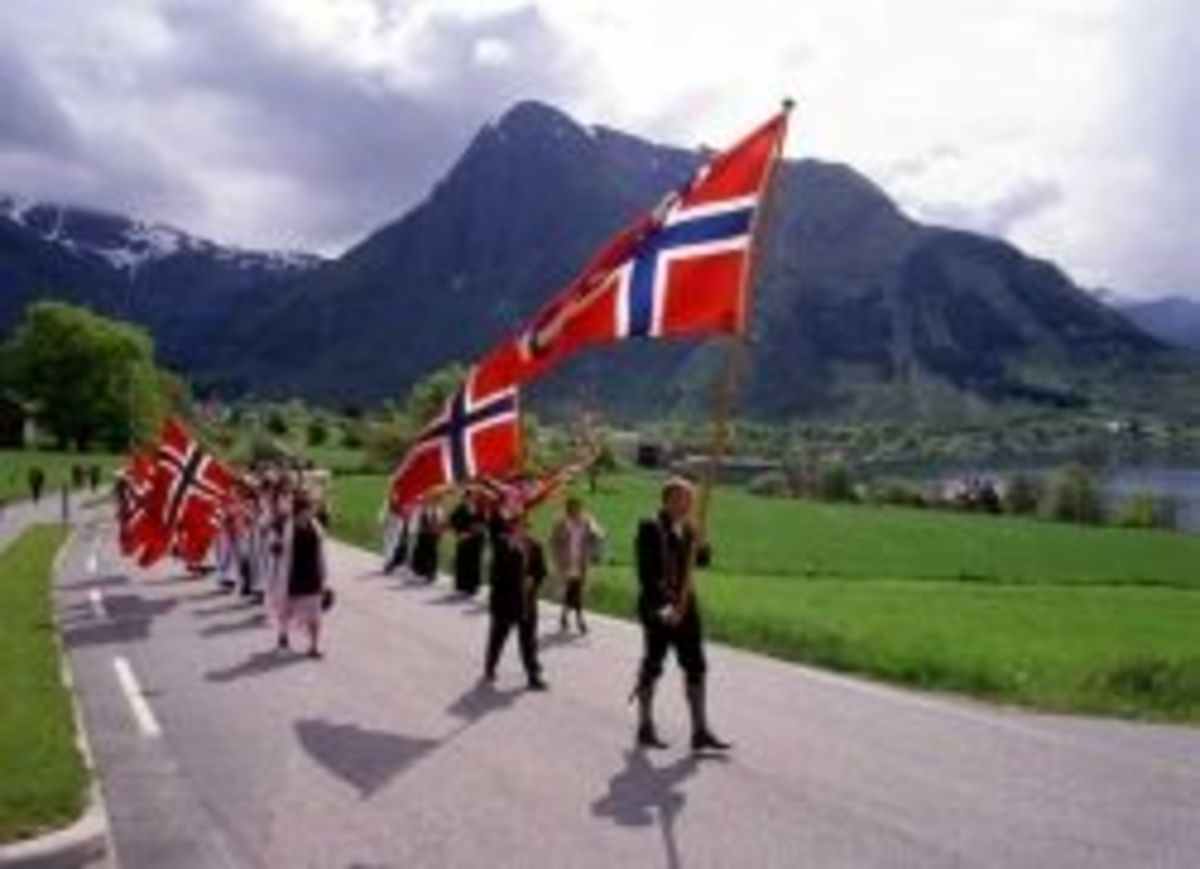 Typisk norsk - What is typical Norwegian?