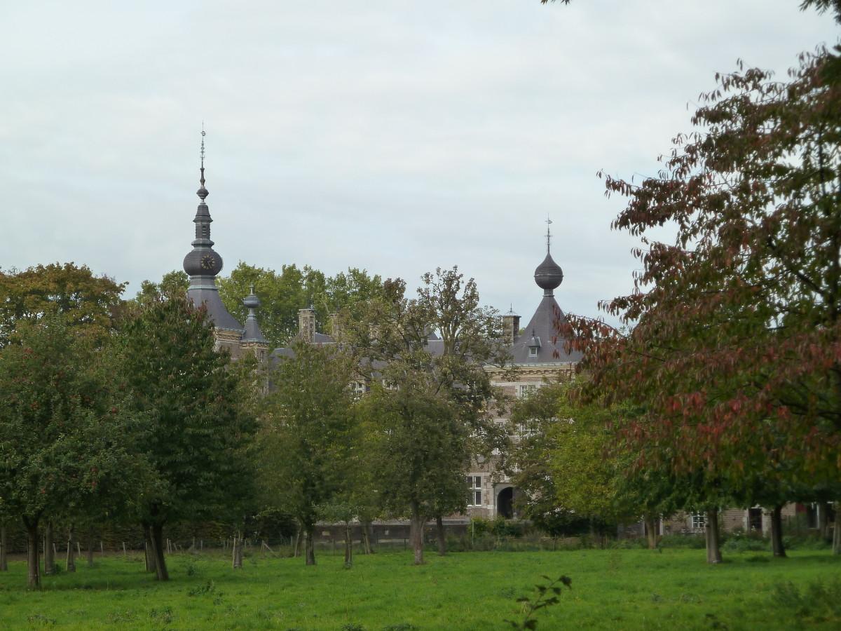Castle Eijsden, Eijsden, Limburg, The Netherlands