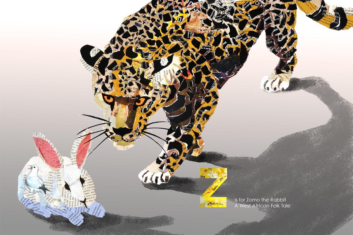 Zomo the Rabbit, a West African Folk Tale
