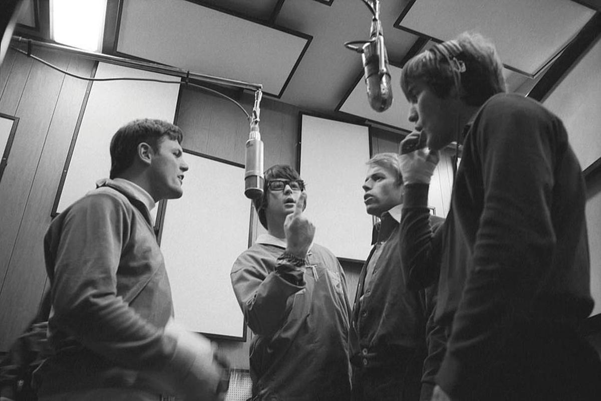 The Beach Boys worked hard on this album, often created harmonies that were, dark, chilling, and so unique and different than anything they had ever done before.