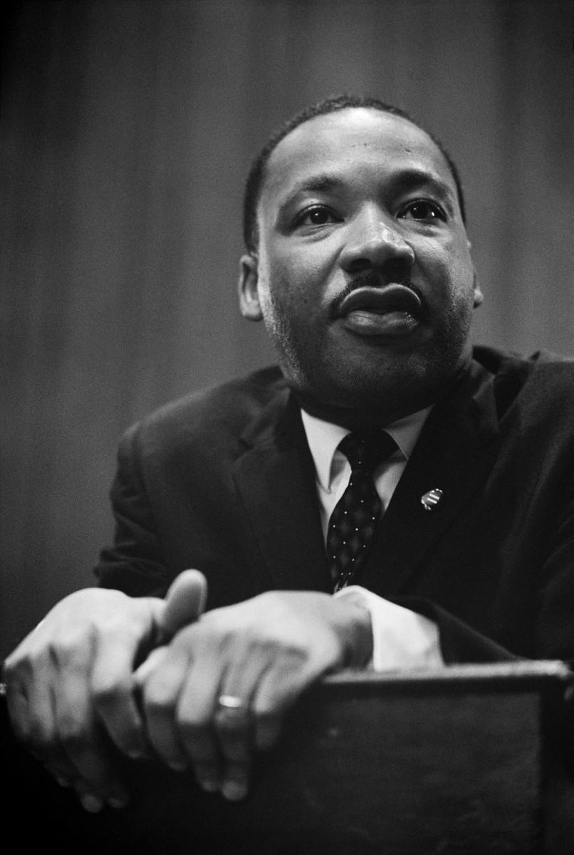 Radical Socialist Martin Luther King Jr.