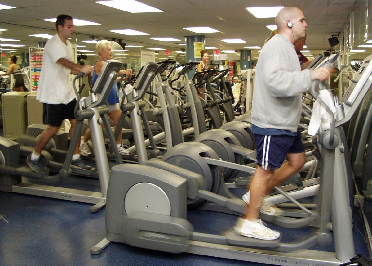 How Many Calories Burned on an Elliptical Machine?