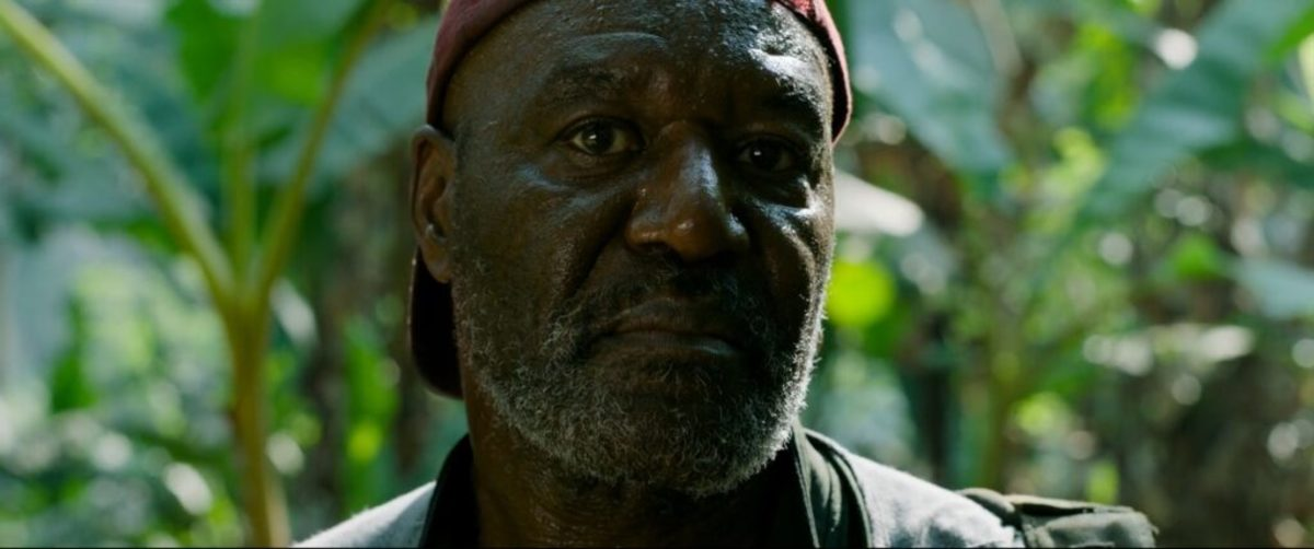 Delroy Lindo better get a nomination for this one.